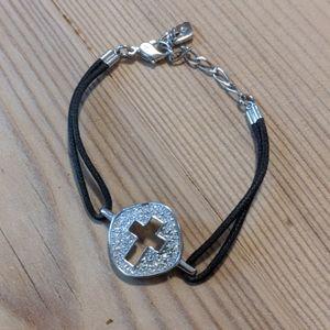 SWAROVSKI cross bracelet